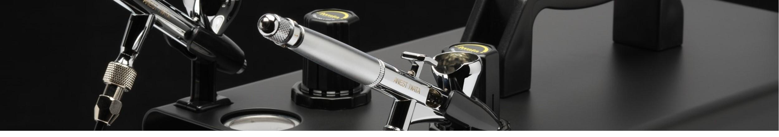 Ölfreie Airbrushkompressoren von Iwata Airbrush